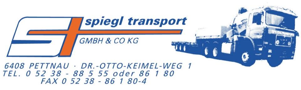 spiegl transporte